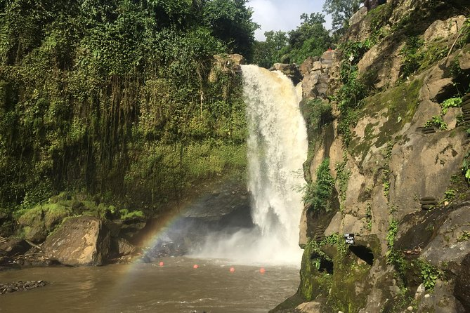 Bali Waterfalls in One Day: Tukad Cepung, Tibumana, Kanto Lampo, Tegenungan.