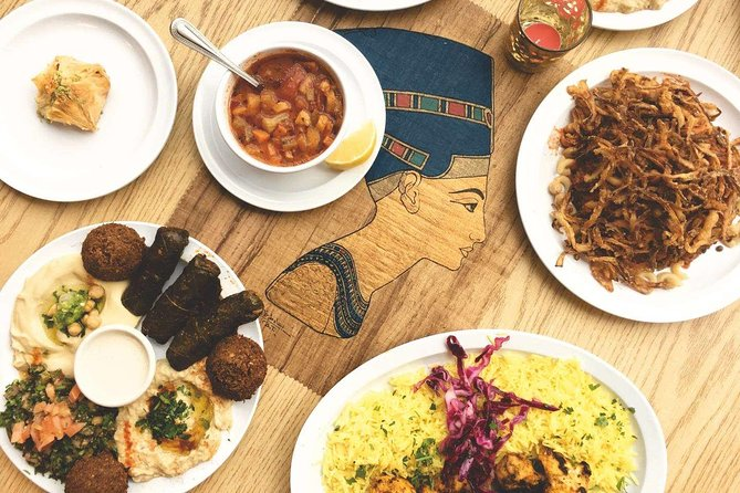 Food Tour in Cairo for Lunch or Dinner at Real Egyptian House
