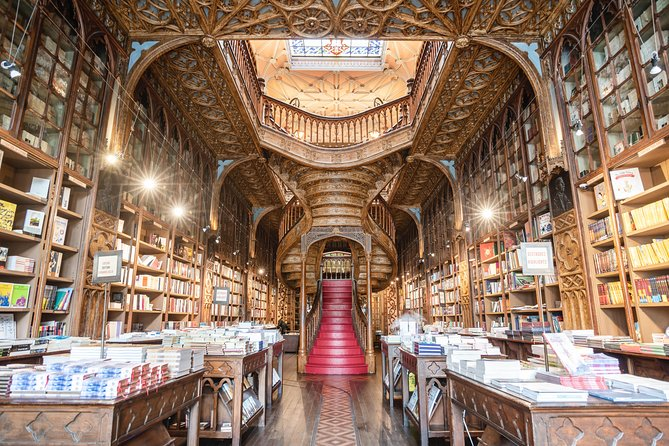 Porto Lello Bookstore Entry Voucher and The Collection Book