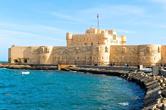 Private Full-Day Tour of Historical Alexandria