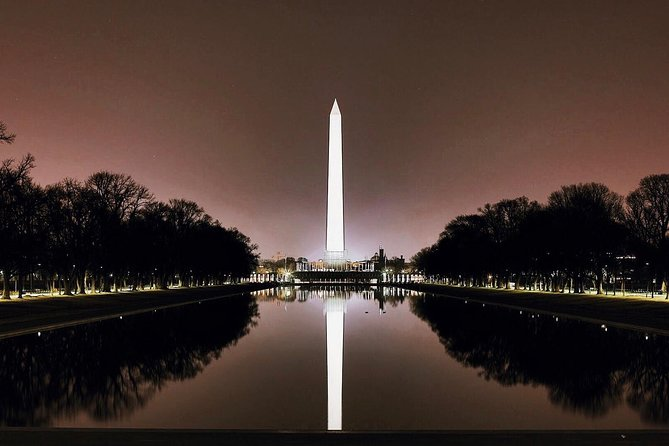 DC National Mall & Memorials Guided Walking Tour - Semi-Private 8ppl Max