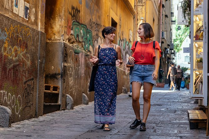 The Real Naples: Street Art, Culture & Legends Private Tour
