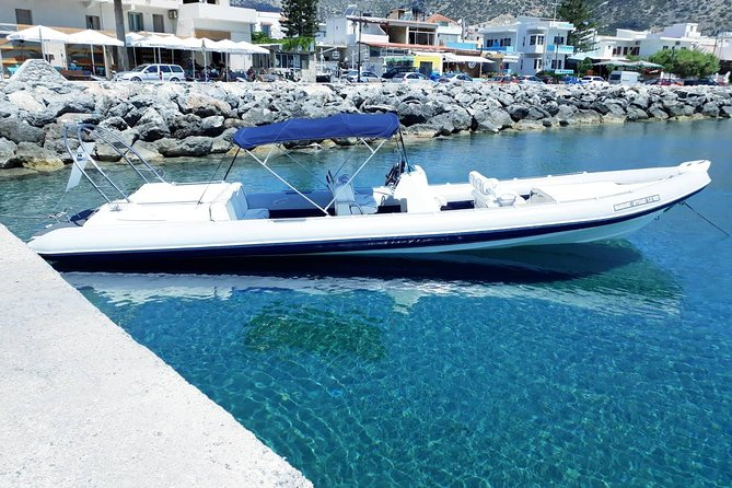 Private Boat Trip Chania - Balos (price is per group-up to 9 people)