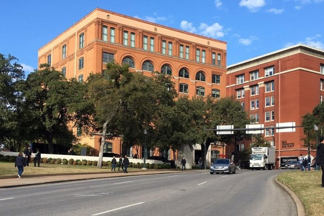 JFK Assassination and Museum Tour with Lee Harvey Oswald Rooming House