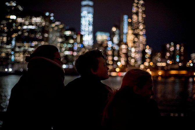 New York City Lights and Skyline Cruise on Yacht