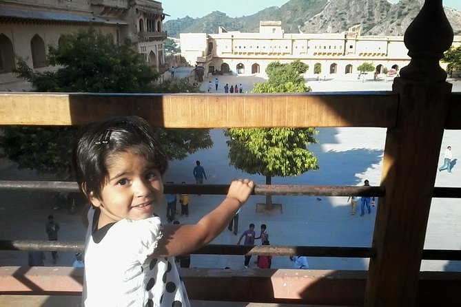 Jaipur Local Private Day Tour