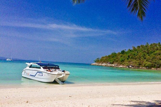 Racha, Raya and Maiton Islands Snorkeling Tour