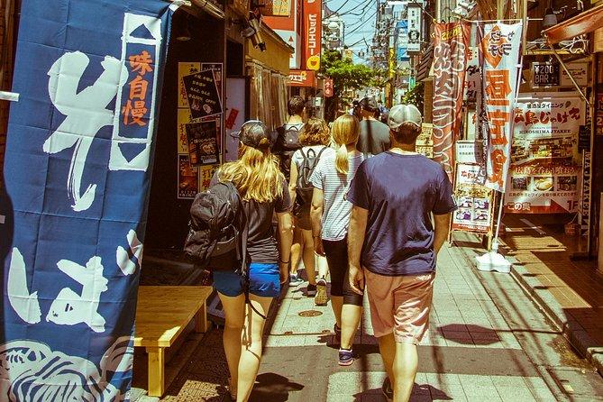 Tokyo West-Side Walking & Street Food Tour