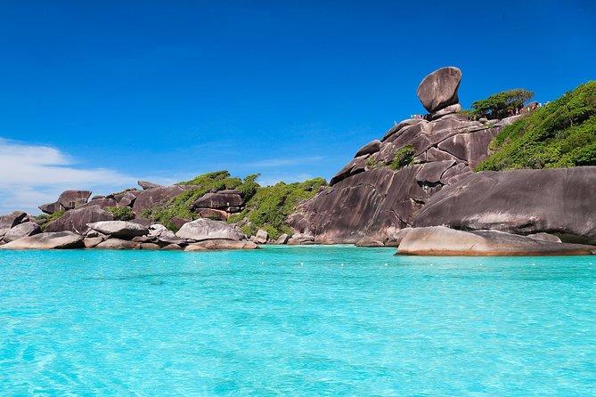 Similan Islands Snorkeling Trip from Krabi