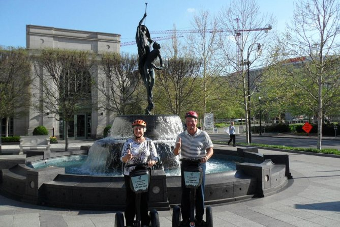 Guided Segway Tour of Downtown Nashville