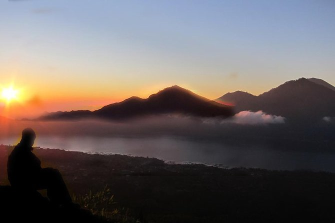 Mount Batur Volcano - Sunrise Trekking Tour with Breakfast