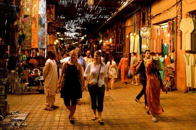 Marrakech Private Half-Day Walking Tour
