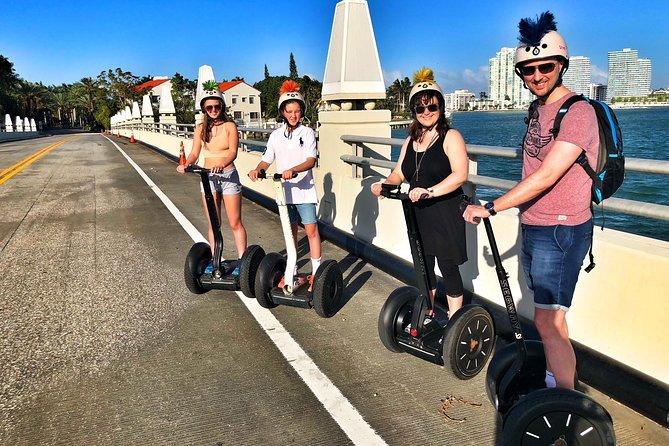 Venetian Islands Miami Segway Tour