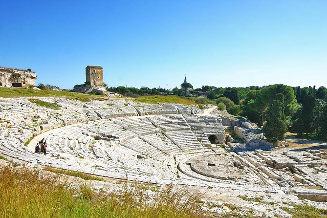 Ancient Syracuse: private guided tour of the Neapolis archaeological park