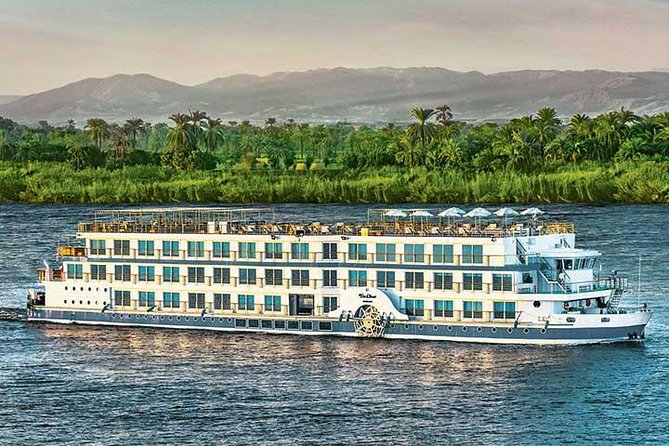 6-Days Nile Cruise Aswan to Luxor & Sleeper Train Round-trip