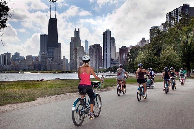 Chicago Full Day Bike Rental