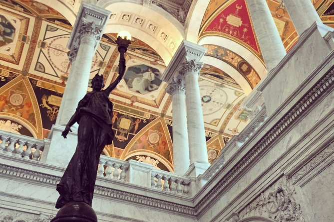 Iconic Capitol Hill Architecture Tour