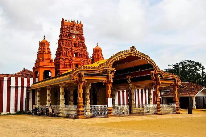 NORTH OF PENINSULA TOUR (FULL DAY EXCURSION) (Private Day Trip From Jaffna)