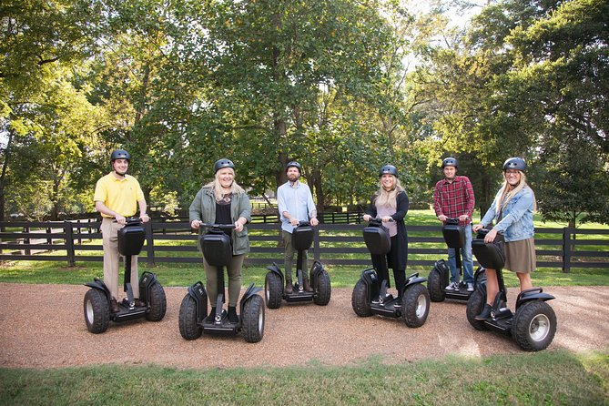 90-Minute Belle Meade Guided Segway Tour