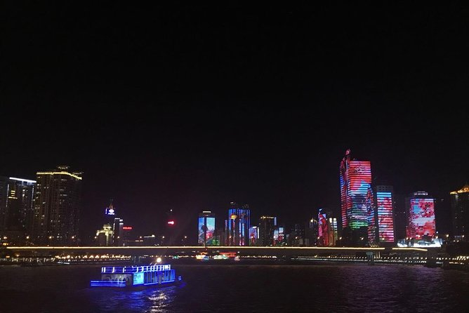 Guangzhou Pearl River Night Cruise Ticket (Redemption Required)