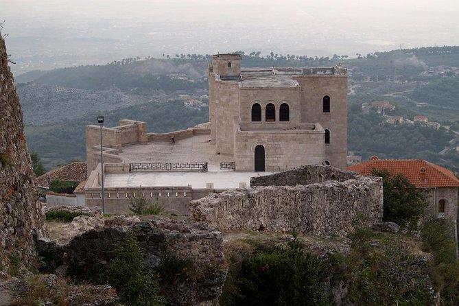 Krujas Castle Half Day Tour from Tirana