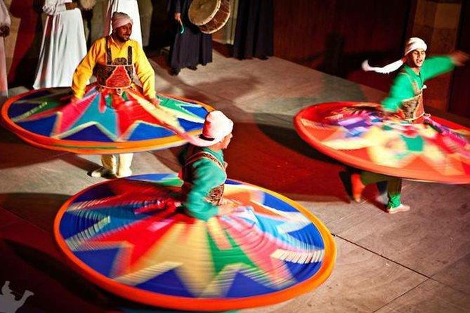 El Tannoura Show Egyptian Heritage Dance Troupe Cairo