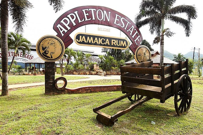 Appleton Estate Rum Tour and Tasting from Negril