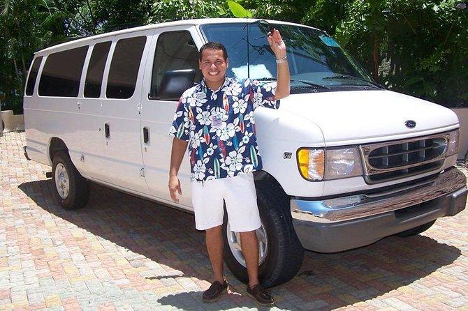 8 Passenger Vallarta Private City Tour