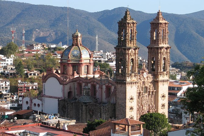 ✨Taxco Private or Group Day Trip by Van from Acapulco