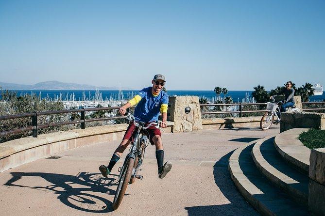 Electric Bike Rental in Santa Barbara