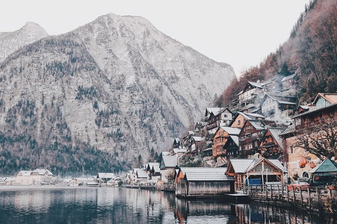 Munich Austrian Alps, Hallstatt, and Salzburg Private Day Trip
