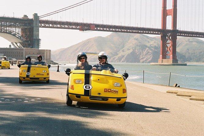 Early Bird San Francisco GoCar Tour