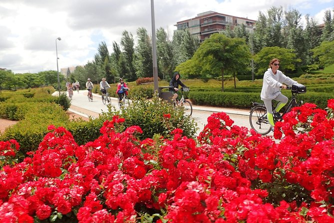 Parks and River Bike Tour of Madrid