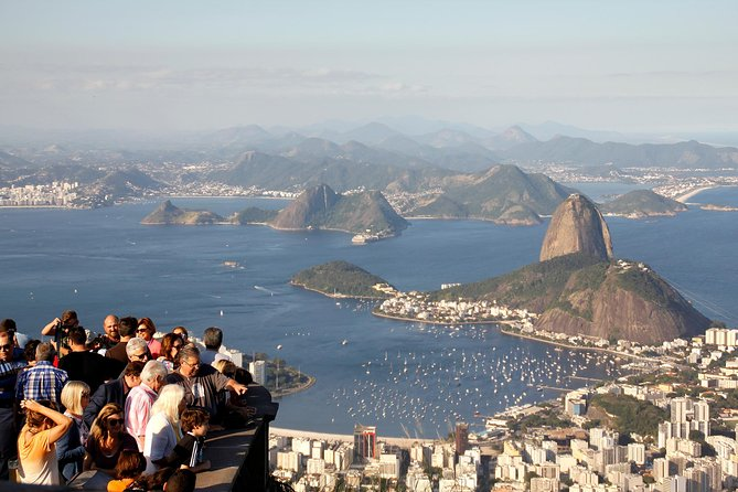 Christ Redeemer, Sugarloaf Mountain and Selarón Steps 6-Hour Tour