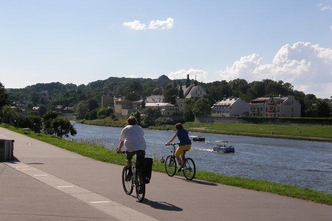 Krakow to Tyniec Monastery Bike Tour