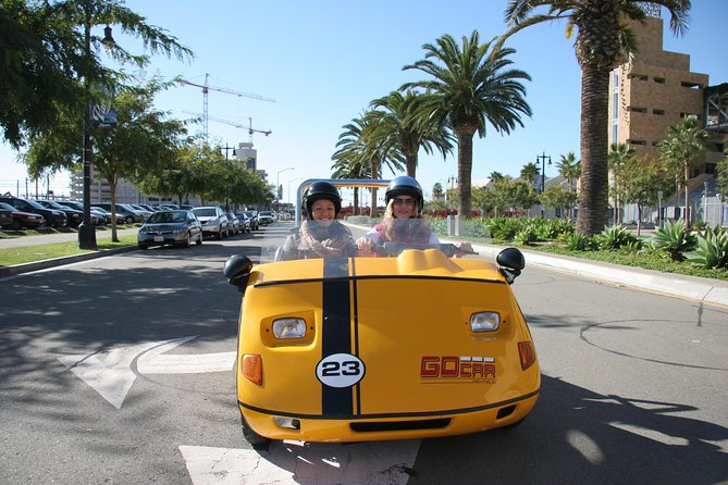 San Diego GPS Talking GoCar: Best Value - All Day for the Price of 5 Hours