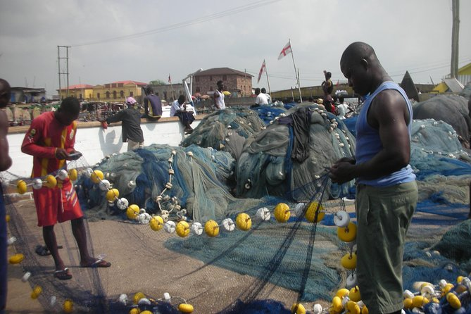 Elmina & Cape Coast Walking Tours