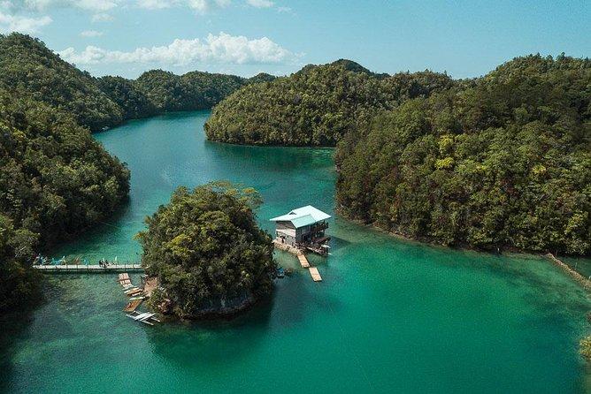 Siargao Sugba Lagoon + Kauhagan Island + Pamomo-an Island