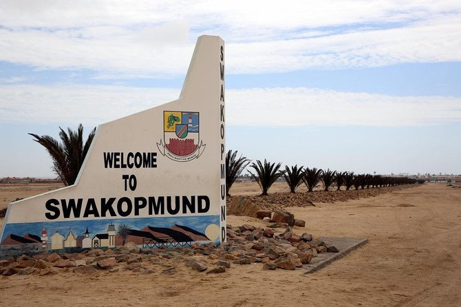 Stunning Swakopmund 5 hour private tour