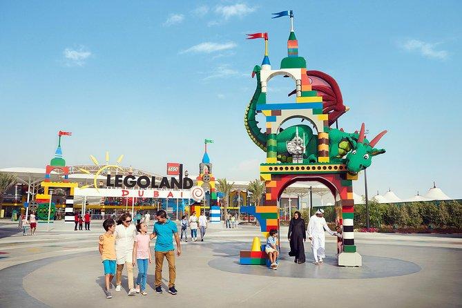LEGOLAND® Dubai Entrance Ticket with Optional Private Transfers from Dubai Hotel