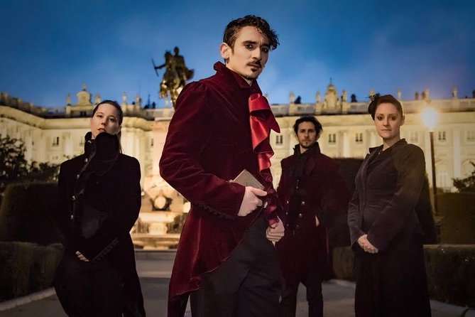 Spanish Inquisition Evening Tour: Ghosts & Legends of Madrid