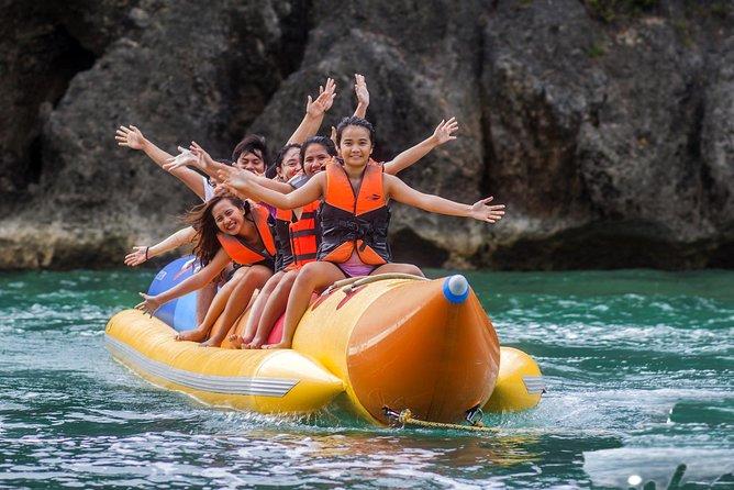 Boracay Banana Boat Ride
