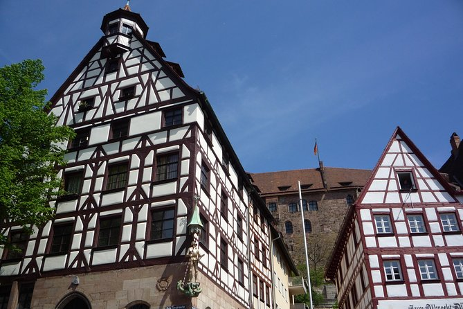 Nuremberg Private Guided Tour from Munich by Rail