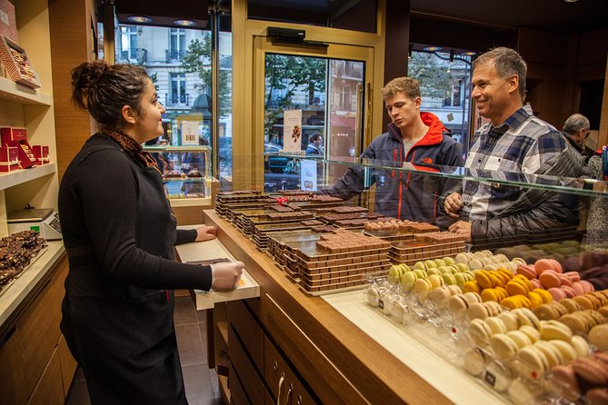 Paris French Sweet Gourmet Specialties Tasting Tour with Pastry & Chocolate