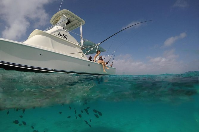 4 Hour Afternoon Fishing Charter in Aruba