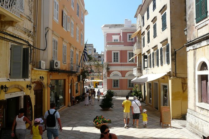 Accessible Corfu-Achilleion Palace & City Tour