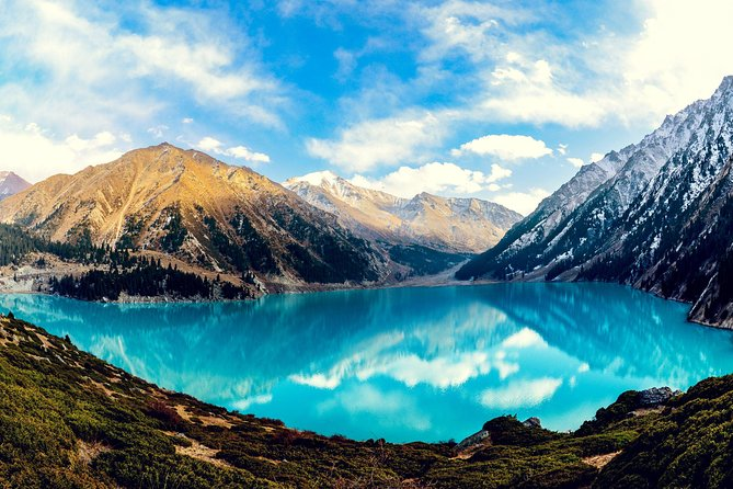 Private Day Trip to Astonishing Big Almaty Mountain Lake