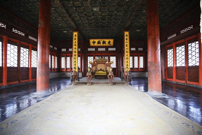 Beijing Hot Spring Experience with Great Wall or Forbidden City Option