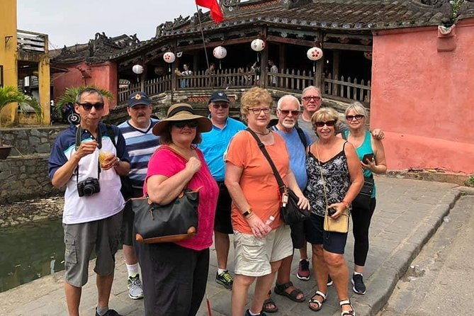 Discover Hoi An City &Hoi An Village Exprience Tour from CHAN MAY orTIEN SA Port