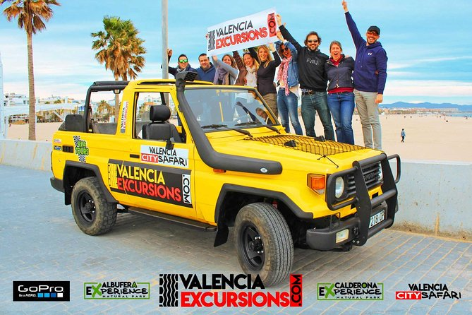 Valencia: City Tour by Jeep